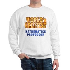 World's Greatest Mathematics Professor Jumper
