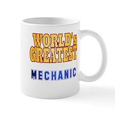 World's Greatest Mechanic Mug