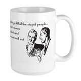 Humor Large Mugs (15 oz)
