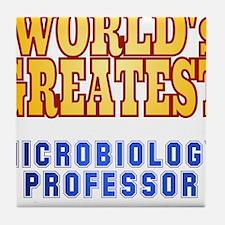 World's Greatest Microbiology Professor Tile Coast