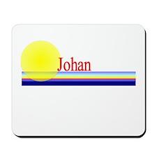 Johan Mousepad