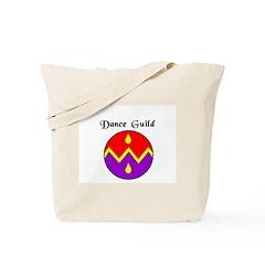 Meridies Dance Guild Tote Bag