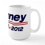 Romney Ryan 12 Large Mug