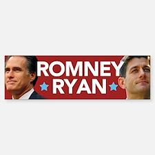 Romney Ryan America's Comeback Team Bumper Bumper Sticker