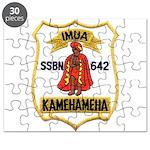 USS KAMEHAMEHA Puzzle