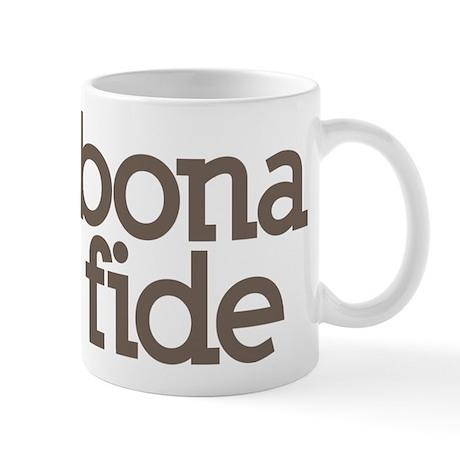 bona fide Mug