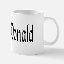 McDonald Celtic Dragon Mug