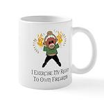 Firearms [Medium Complexion] Mug
