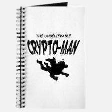 Crypto-Man Journal