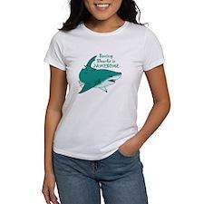 Saving Sharks Tee
