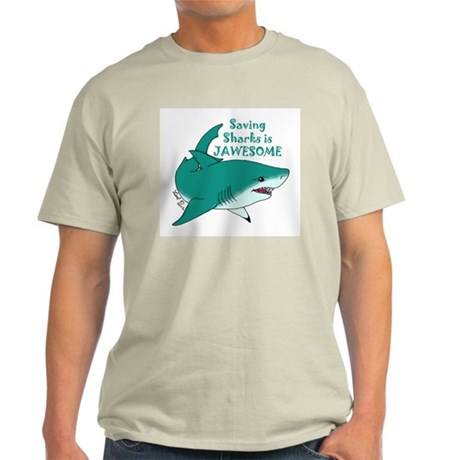 Saving Sharks Light T-Shirt