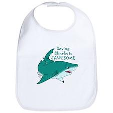 Saving Sharks Bib