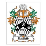 Hatfield Coat of Arms Small Poster