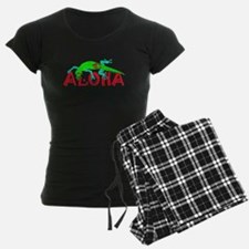 Gecko Aloha Pajamas