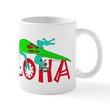 Gecko Aloha Mug