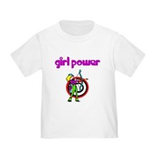 Girl Power Archery T