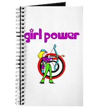 Girl Power Archery Journal