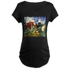 Van Gogh Villages Street in Auvers T-Shirt