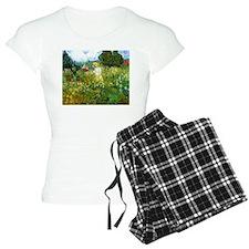 Van Gogh Marguerite Gachet in the Garden Pajamas