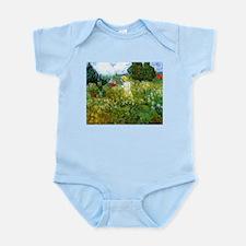 Van Gogh Marguerite Gachet in the Garden Infant Bo