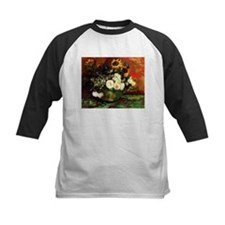 Van Gogh Roses And Sunflowers Tee