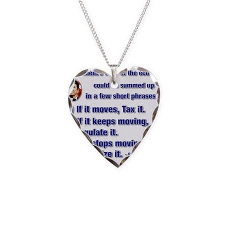 reagan govt view of economy.png Necklace Heart Cha