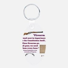 firearms and the constitution.png Keychains