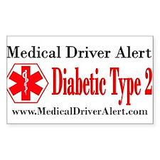 DT2-med-driver-alert-one-sticker.jpg Bumper Stickers
