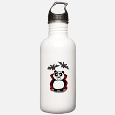 Vampire Panda Water Bottle