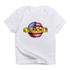 USA Soccer Gold Infant T-Shirt