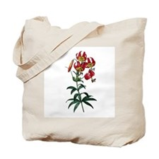 Pierre-Joseph Redoute Lily Tote Bag
