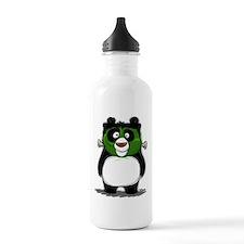 Frankenstein Panda Water Bottle