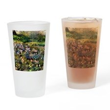 Renoir Rose Grove Drinking Glass