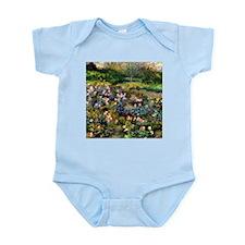 Renoir Rose Grove Infant Bodysuit