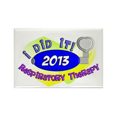 RT I did it 2013.PNG Rectangle Magnet