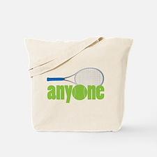 Tennis Anyone? Tote Bag