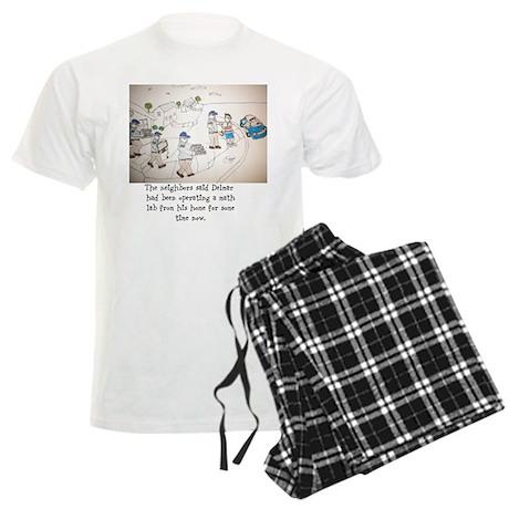Delmar Men's Light Pajamas