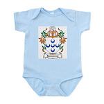 Hammond Coat of Arms Infant Creeper