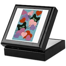 Kitty Love Keepsake Box