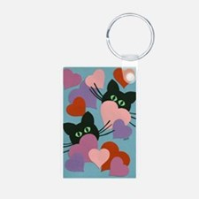 Kitty Love Keychains