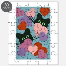 Kitty Love Puzzle