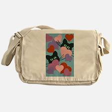 Kitty Love Messenger Bag