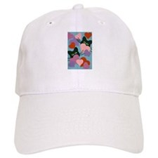 Kitty Love Baseball Cap