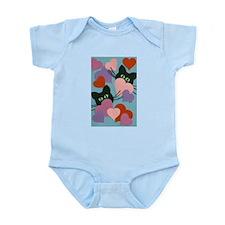 Kitty Love Infant Bodysuit