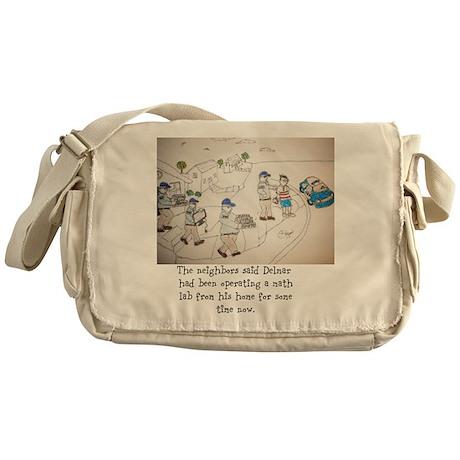 Delmar Messenger Bag