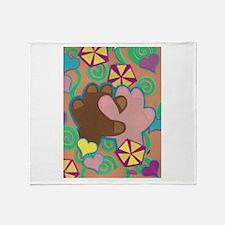 One Love Throw Blanket