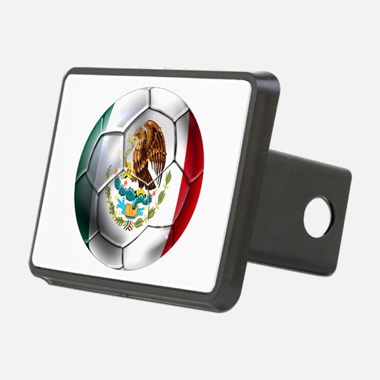 Mexican Soccer Ball Hitch Cover