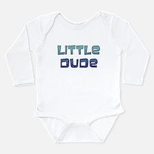 Cute Duder Long Sleeve Infant Bodysuit
