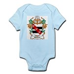 Hadsor Coat of Arms Infant Creeper
