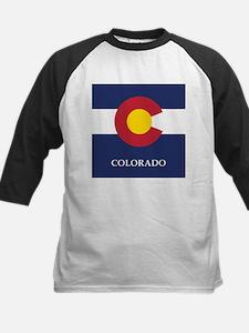 Colorado Flag Tee